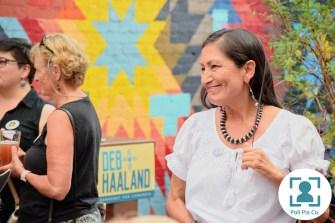 20180810 Deb Haaland & DPNM Labor Caucus 15
