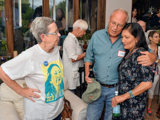 20180825 Deb Haaland Corrales Reception 06
