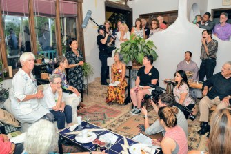 20180825 Deb Haaland Corrales Reception 33