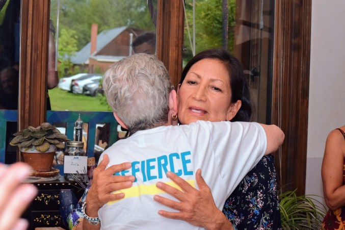 20180825 Deb Haaland Corrales Reception 44