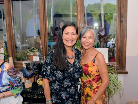 20180825 Deb Haaland Corrales Reception 45
