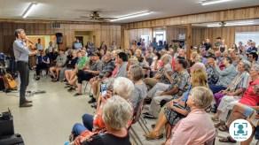 20180829 Beto Town Hall - Comanche, TX 10