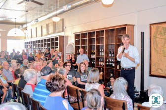 20180829 Beto Town Hall - Sweetwater, TX 12