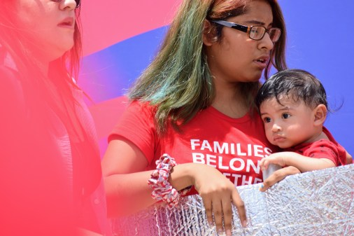 Families Belong Together Rally 05
