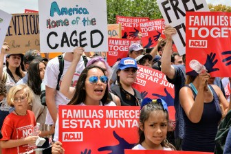 Families Belong Together Rally 13