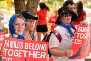 Families Belong Together Rally 145