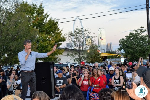 Final Weeks With Beto 150