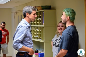Final Weeks With Beto 67