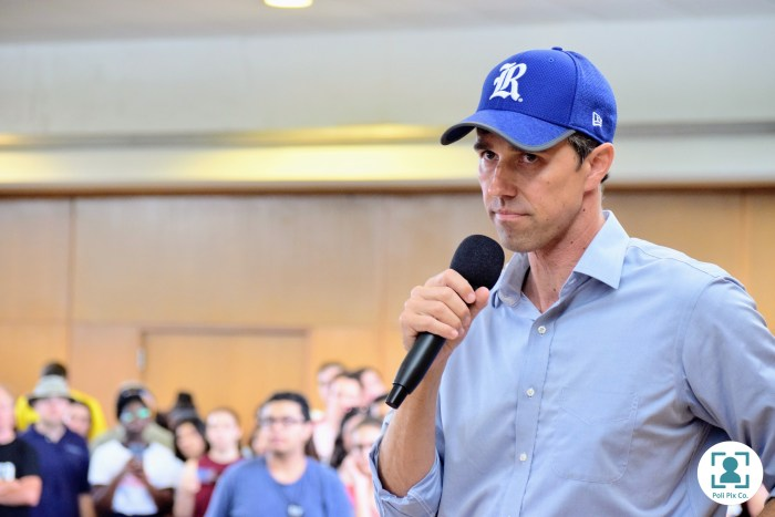 Final Weeks With Beto 76