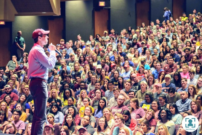 Texas Colleges for Beto 08