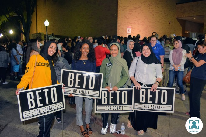 Texas Colleges for Beto 23