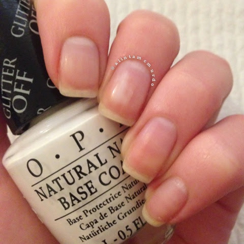 OPI Glitter Off Review - Polish And Paws
