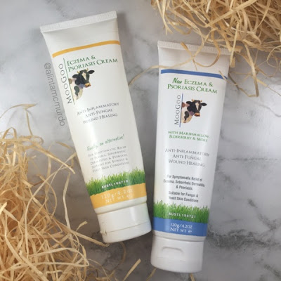 MooGoo New Eczema and Psoriasis Cream Review and Comparison - Polish and Paws