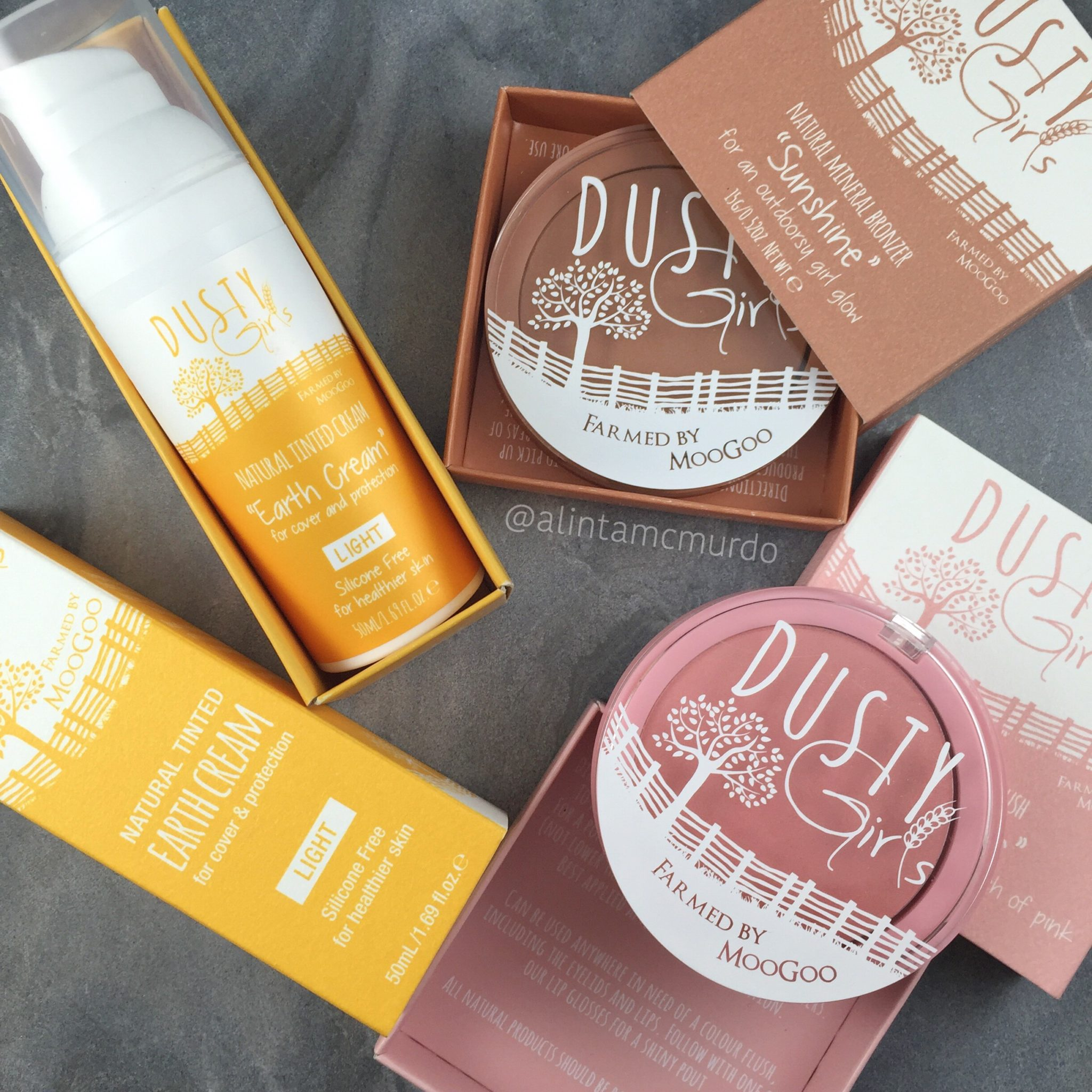Dusty Girls Face Products Review Polish And Paws