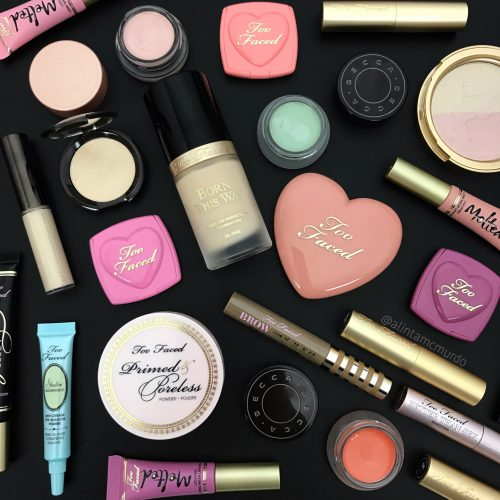 Too Faced and Becca Cosmetics are now owned by Estee Lauder - Polish and Paws Blog
