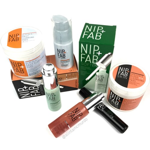Nip + Fab cruelty free skincare - Polish and Paws blog