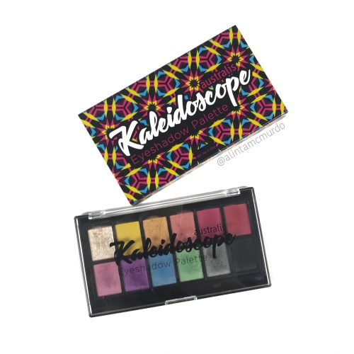 Australis Kaleidoscope Eyeshadow Palette