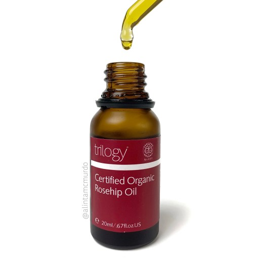 Cruelty Free Skin Care Favourties from 2018 - Trilogy Certified Organic Rosehip Oil - polish and paws blog