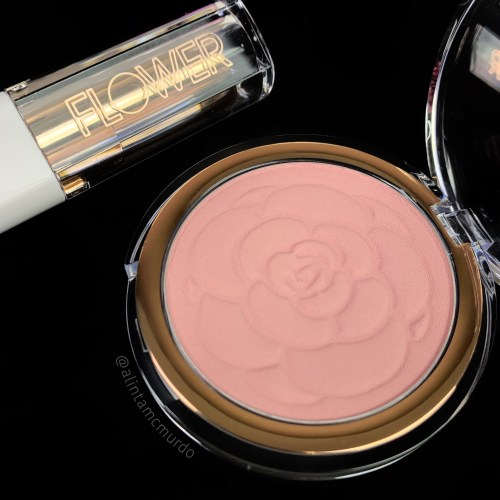 Flower Beauty Flower Pot Blush and Petal Pout Lip Color - polish and paws cruelty free beauty blog