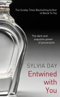 News: Entwined with You (Crossfire #3) UK Cover Reveal