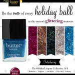 butter LONDON Holiday 2012 Collection and butter London sale at Ulta.com
