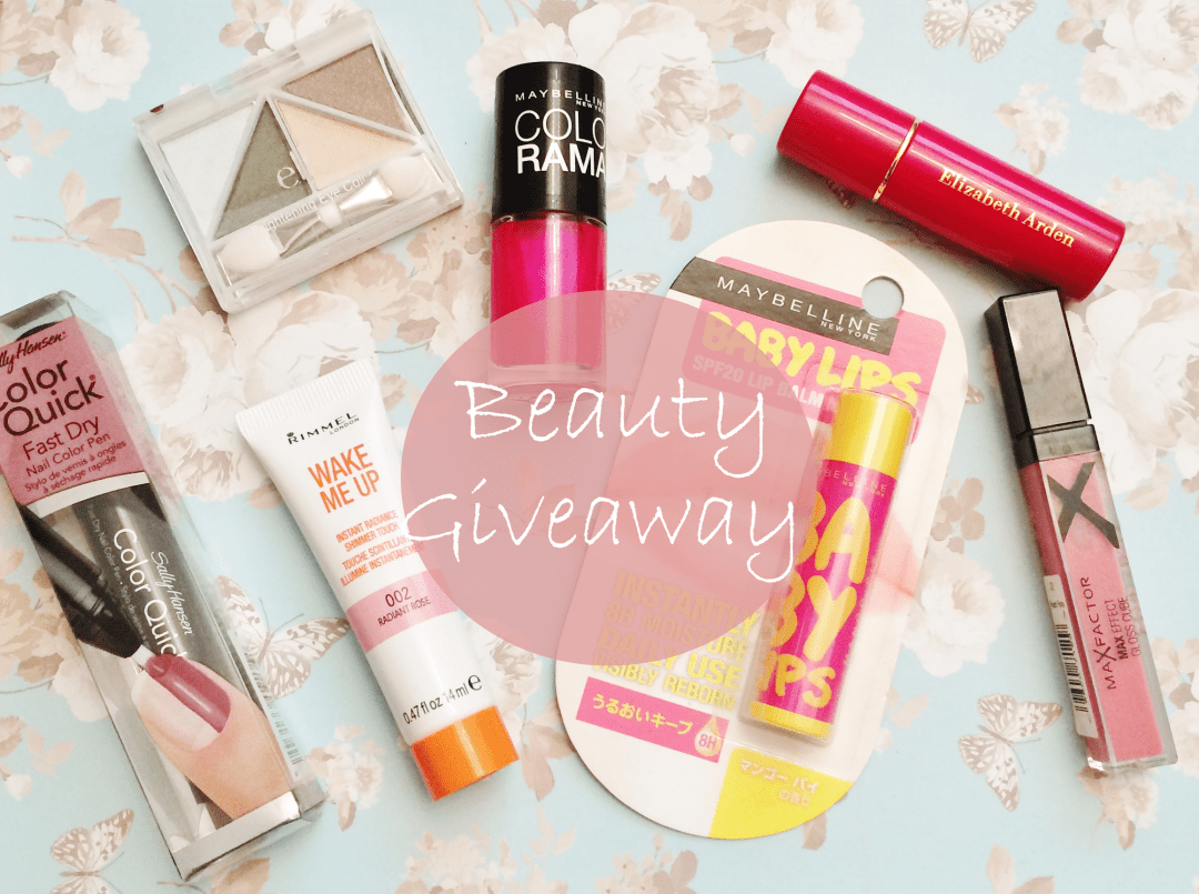 Beauty Giveaway!