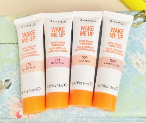Rimmel Wake Me up