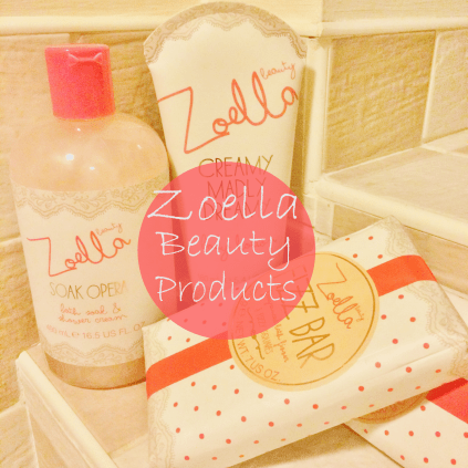Zoella Beauty Products polished couture