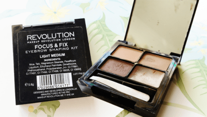 All About the Brows MAKUP REVOLUTION