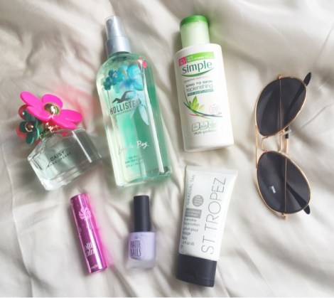 Summer essentials | Guest Post