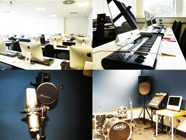 University Of Edinburgh Music Practice Rooms