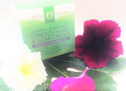 Insta Natural Stretch Mark & Scar Cream