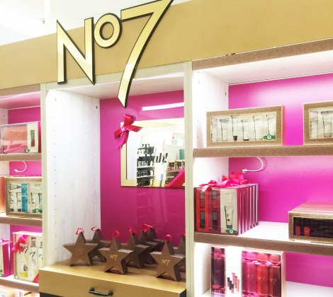No7 Blogger Event