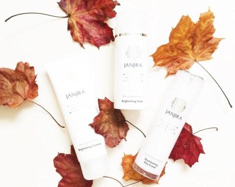 Janjira Marine Radiant White Skincare
