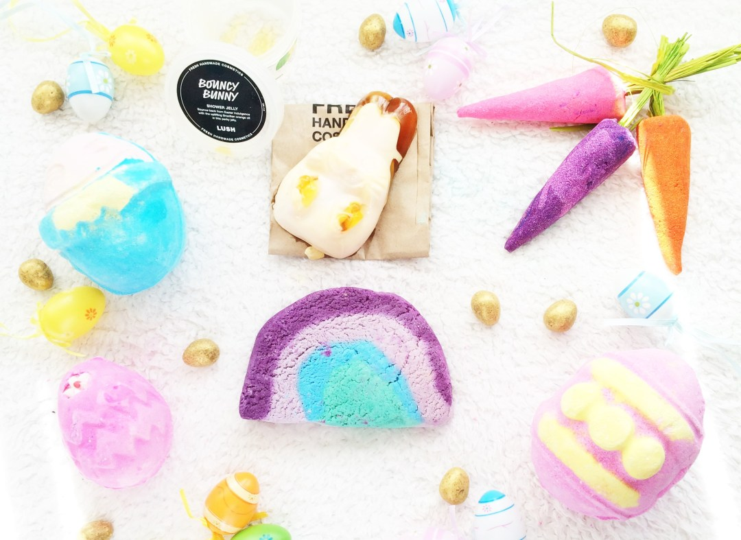 Have a LUSH Easter!
