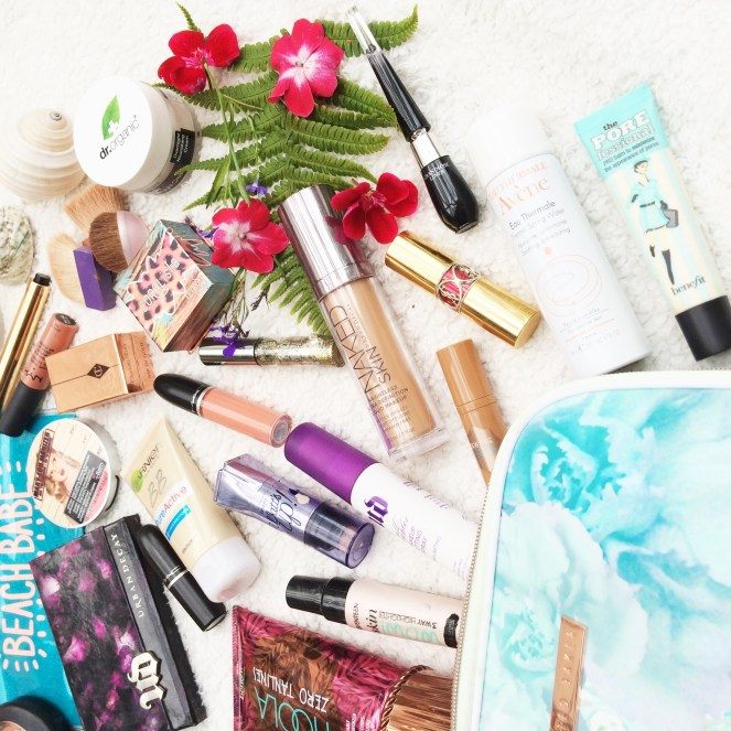 What's In My Holiday Beauty Bag?