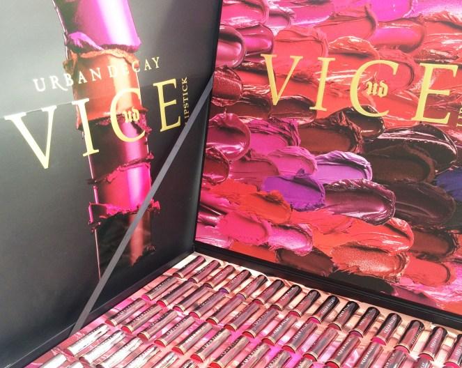 Urban Decay   Vice Lipstick Vault