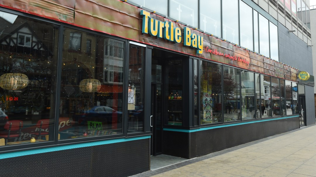 Turtle Bay comes to town!
