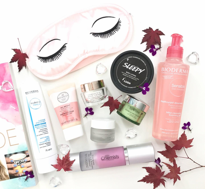 Autumn Skincare Saviours