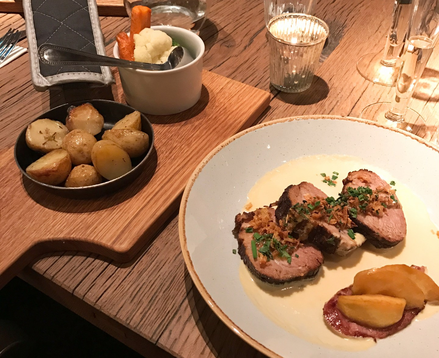 Bistrot Pierre – French cuisine comes to town!