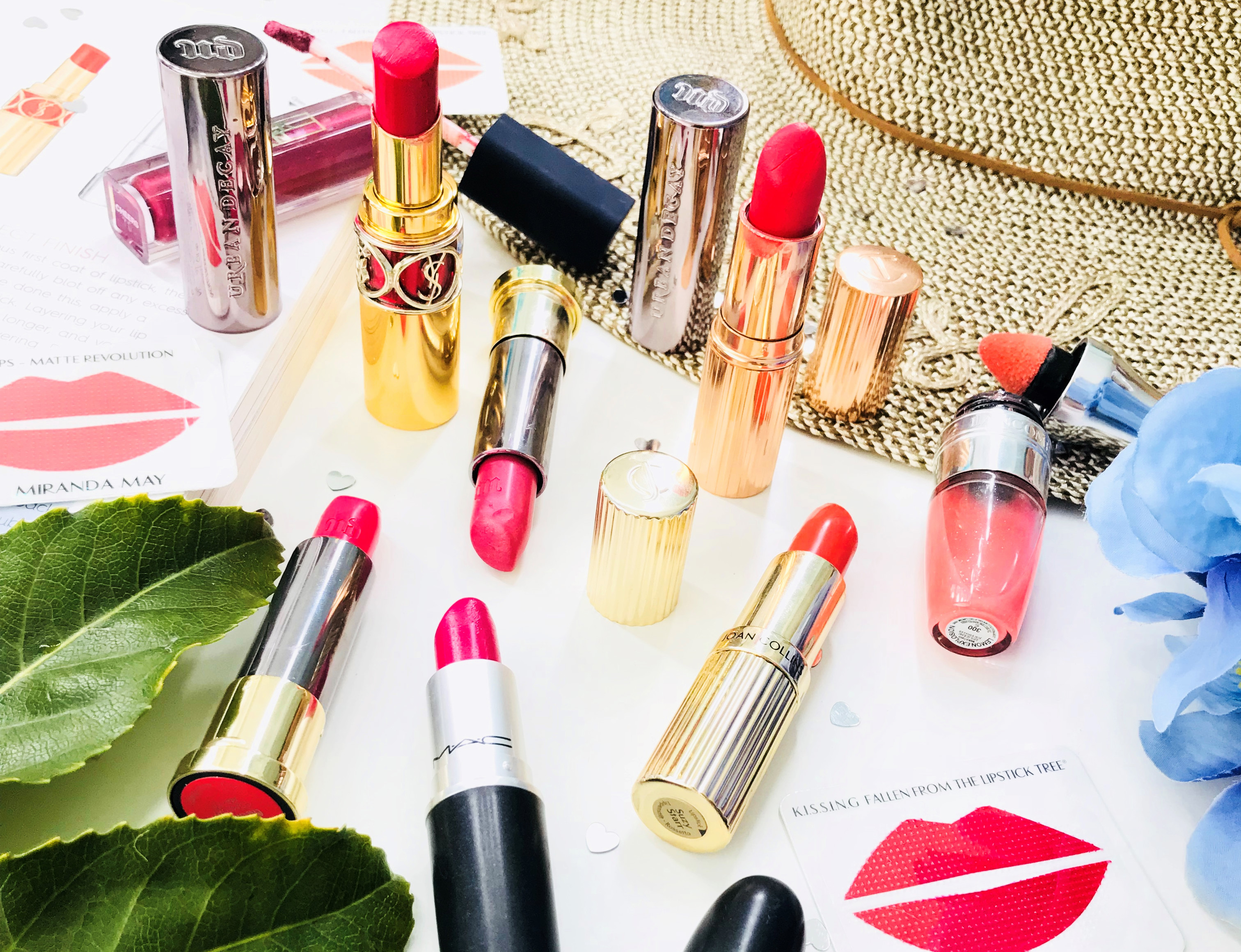 Must-have Summer Lipsticks