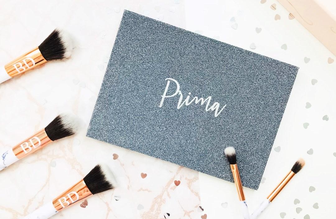 Summer Glitter with Prima