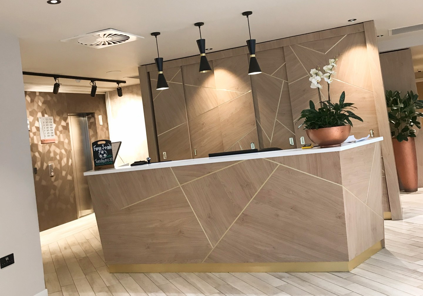 reception the forge newcastle