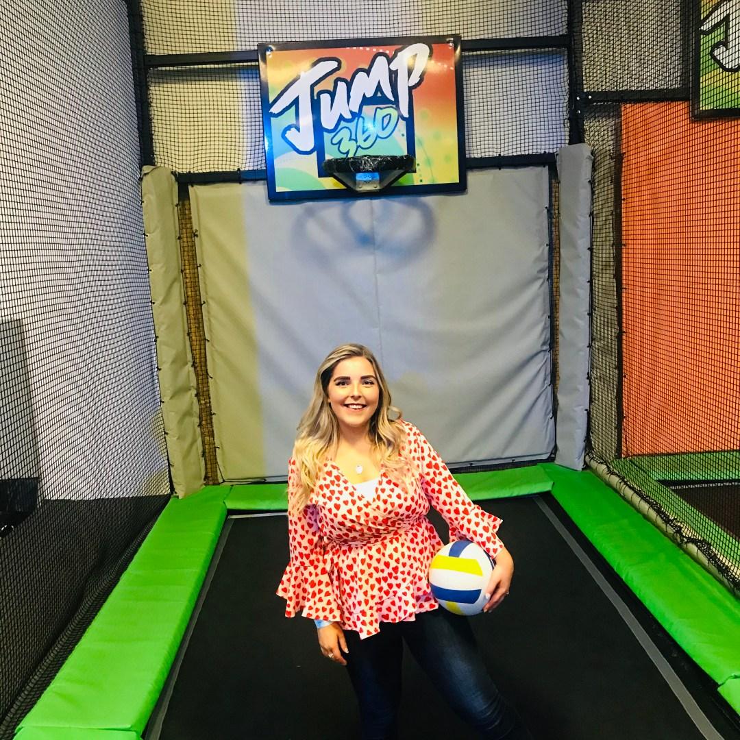 jump 360 balls