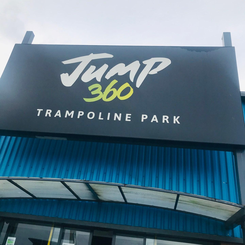 jump 360 trampoline park