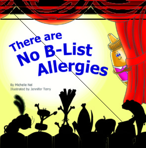 Click here to buy There Are No B List Allergies