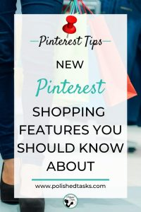 New Pinterest Shopping Features You Should Know About