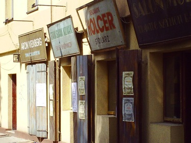 Jewish Krakow shops