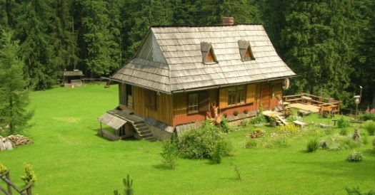 Polish country home