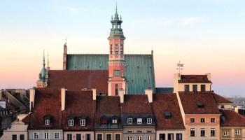 Polish rooftops